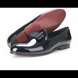 Other - Men Black leather Shoes